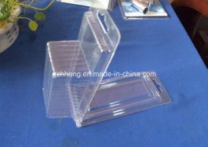 カスタムプラスチックPVCクラムシェルのまめの包装(まめボックス)