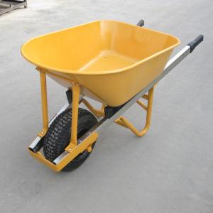 강철 쟁반 외바퀴 손수레