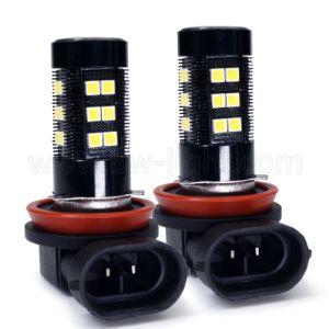 LED車ランプH8 H11車の霧ランプ車ランプ(H8-030W3030)