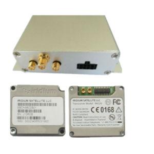 Iridium GPS-Satelitte G/M GPRS Einheit mit External GPS, G/M, Satellitenantenne aufspürend