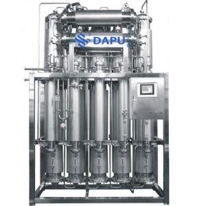All'interno della Macchina-Io a più effetti a spirale dell'acqua distillata (DPLD001)