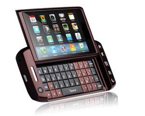Telefono mobile di GSM WiFi (T5000)