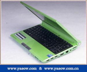 Mini Netbook (groen-AS1022)