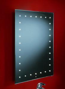 glas van de Spiegel van de Muur van 5mm het Decoratieve Zilveren van Qingdao