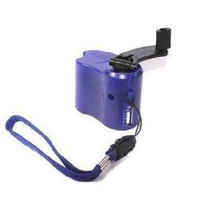 Mini Draagbare Generator, Draagbare Generator USB voor Cellphone, MiniHand Gedreven Generator (df-p)