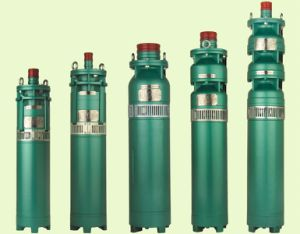 Deep Well Submersible Pump with ISO9001