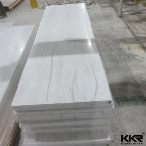Material decorativo acrílico modificado la hoja de superficie sólida Corian