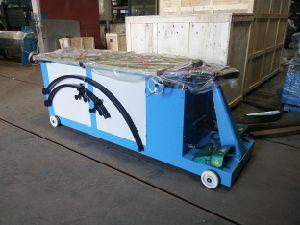 De Productie die van de Buis HVAC Machine voor zich het Vormen van de Buis van de Lucht maakt