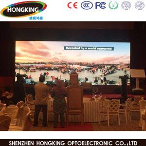 HD P2.5 Exterior / Interior Alto Brilho super ecrã LED de luz