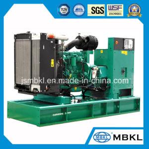 Livraison rapide de l'industrie ouverte Haut de la marque Cummins de 250kVA Groupe électrogène diesel électrique pour la vente