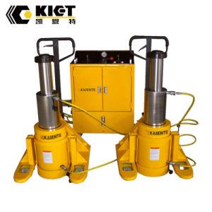 Doppio cilindro idraulico sostituto delle grandi ram multiple di tonnellaggio