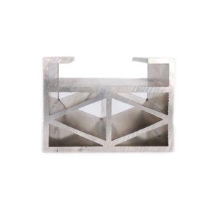 Строительные материалы штампованный алюминий профиль для промышленного использования