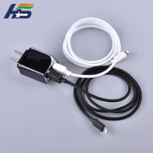 Мы заряжателя перемещения USB штепсельной вилки переходника телефона двойного портативный на примечание 7 Samsung