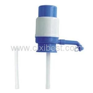 Portable manuel de l'eau potable de la pompe pour bouteille Gallon BP-03