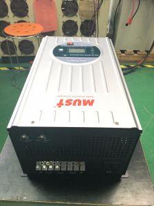 zonneOmschakelaar van het Controlemechanisme van de Last 5000W 48VDC de Ingebouwde MPPT