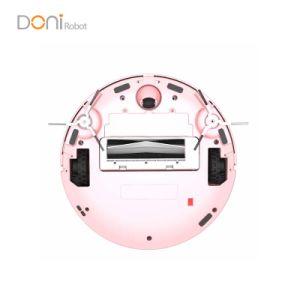 DoniのロボットIPのカメラが付いているスマートなロボット掃除機