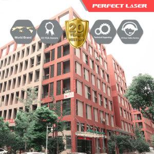 De Laser die van de Vezel van de Draad van de Kabel van de Streepjescode Systeem merken