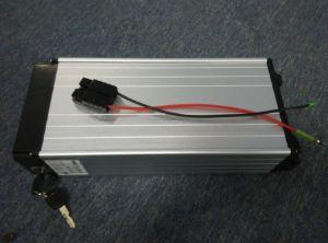 batteria ricaricabile della cremagliera di 48V 20ah dello Litio-Ione della batteria 18650 delle cellule della bicicletta della batteria del pacchetto di potere della Banca di potere elettrico posteriore di memoria per il motore 500~1500W con Un38.3