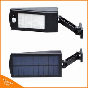 屋外の照明48 LED太陽エネルギーの庭ランプの動きセンサーの太陽壁ライト
