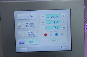 Apparatuur van de diepe LEIDENE van de Vermindering van de Rimpel de Bio Lichte Schoonheid van de Therapie voor de Salon van de Schoonheid