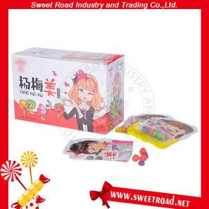 Halalの甘いWaxberryの柔らかいキャンデー