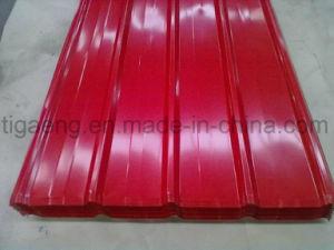 工場価格の高品質PPGI Ibrの鋼鉄屋根ふきの鉄片