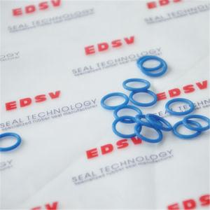 弁のための青いシリコーンのVmq SiのFDAのOリングのゴム製シール