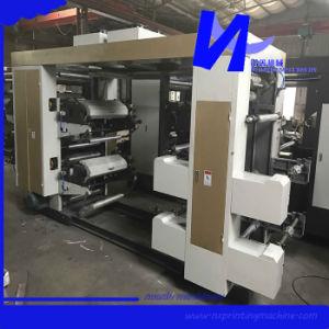 6 Colorflexographic Nuoxin/ maquinaria de impresión Flexo