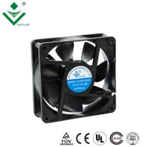 Xj12038h Haute Volumn étanche IP65 ventilateur CC de l'armoire de ventilation