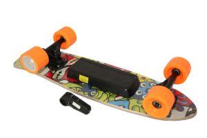 Motor eléctrico de Skate 4 ruedas de bicicleta 9 arces