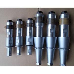 15kHz de plástico de ultrasonidos Máquina de soldadura para soldadura Nonwoven Bag