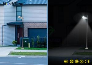 15W Todo-en-uno la lámpara de iluminación LED de luz de la calle del módulo del panel solar