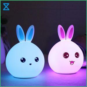 赤ん坊のスリープの状態であることのために工場を高品質Polychrome LED夜ライトを作り出す熱販売すること