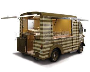 De hoogste Verkopende Verkopende Vrachtwagen van het Voedsel voor Verkoop