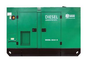 van Diesel van de Motor 60-575kVA Deutz de Fabriek Dalian van de Generator
