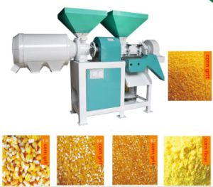 多機能のトウモロコシのシードの皮のスイートコーンのピーラーの皮機械