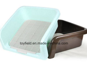 アマゾン熱い販売ペット供給の製品の洗面所取るに足らないペット洗面所