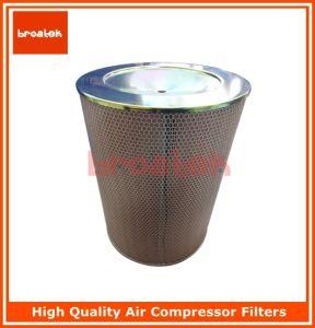 Élément de filtre de remplacement pour compresseur à air Atlascopco (partie 1614704800 (2906020200))
