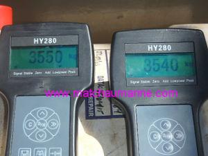 Balanza electrónica inalámbrica para las pruebas de carga