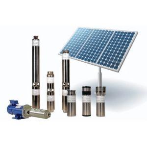 Pompa ad acqua solare della pompa ad acqua di prezzi solari del regolatore per agricoltura