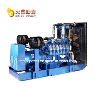 De grote Diesel van de Macht 400kw Industriële Reeks van de Generator met de Motor van Weichai Baudouin
