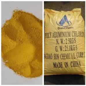 Chloride van het Aluminium van het poeder het Poly (PAC) voor de Behandeling van het Water