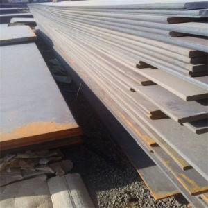 Piatto d'acciaio laminato a caldo di Q235B Q345 Ss400 A36 S235jr
