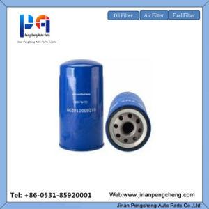 Weichai를 위한 기름 필터 612630010239회전시키 에 대형 트럭 윤활유