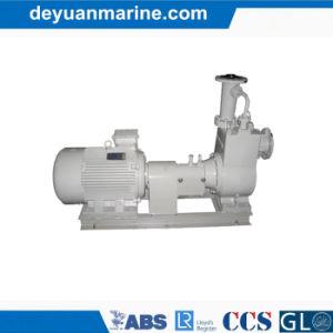 Marine Self-Priming horizontale de la pompe à huile centrifuge