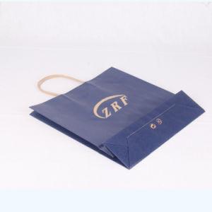 L'abitudine di carta ha stampato il mini documento riciclato del sacchetto del regalo di varietà