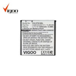 Venta caliente batería del teléfono móvil S5360 de Samsung