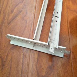 Commercio all'ingrosso galvanizzato di bianco/griglia della pianura di griglia del soffitto T di /Groove della barra