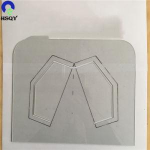 衣服のテンプレートのための影響が大きい3mm PVCシート