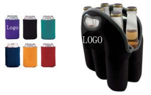 Neopren Can Bottle Sleeve Neopren Refroidisseur de bouteille de refroidisseur